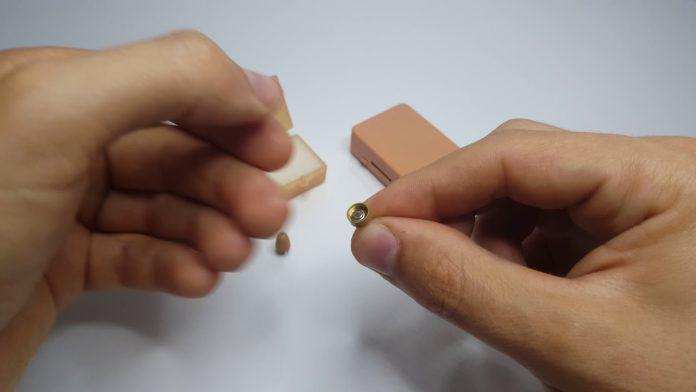 Micro auricolari spia