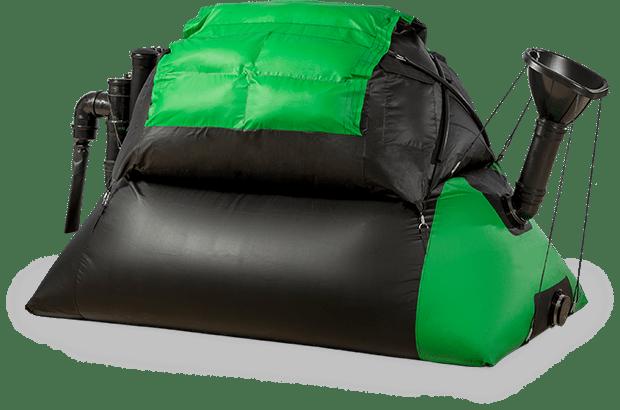 biogas domestico
