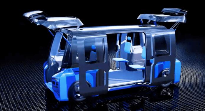auto elettrica Protean