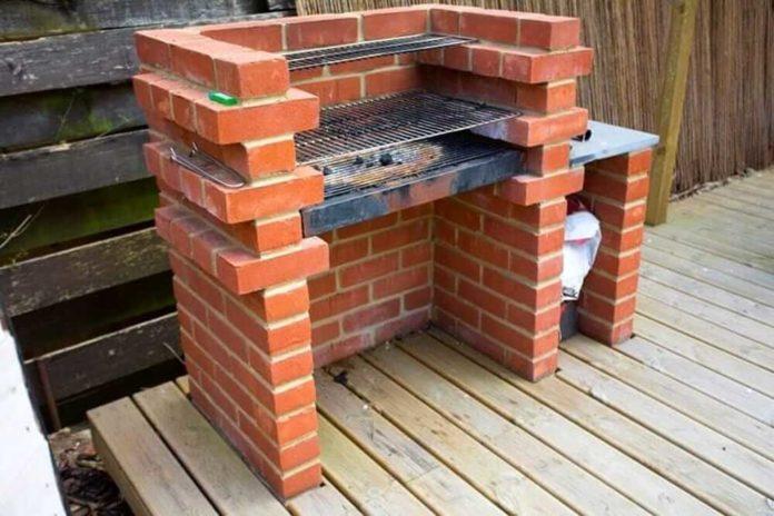 Come Costruire Un Barbecue In Muratura Casa Live