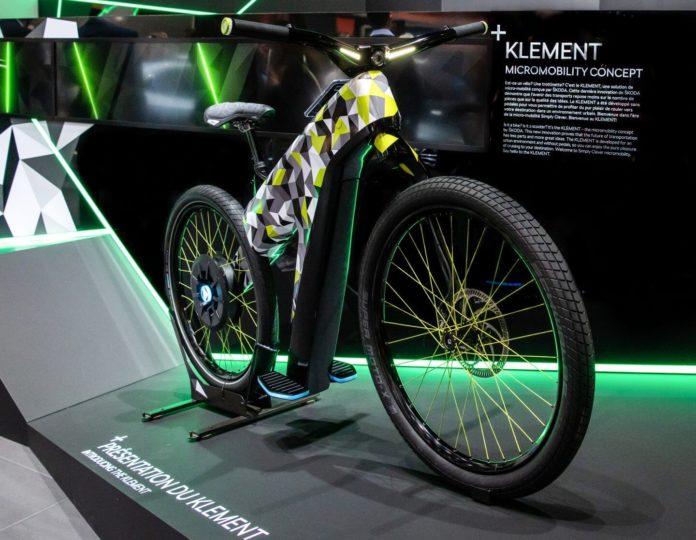 ibrido bici scooter elettrico