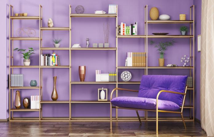 7151-Libreria di design