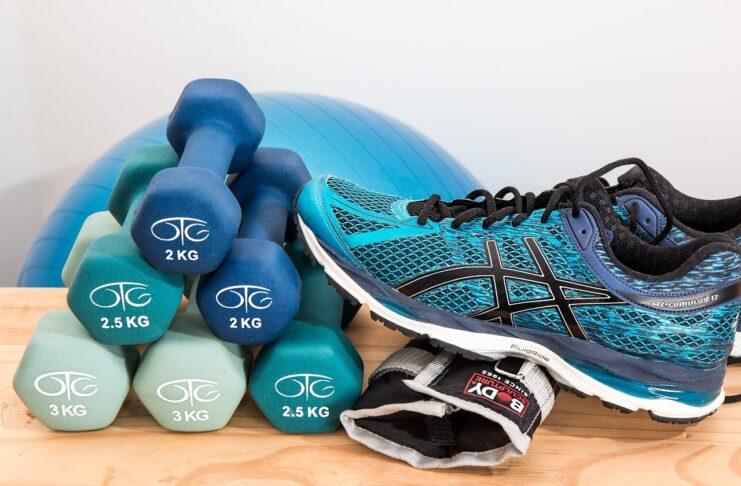fitness in casa