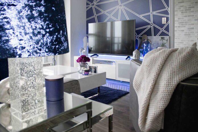 salotto moderno